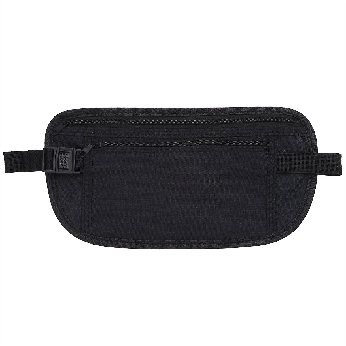 YiZYiF Waist Bag Secure Hidden Money Belt Undercover Wallet Pouch Fanny Pack for Travelling Jogging Running Outdoors
