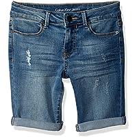 Calvin Klein Girls' Denim Short
