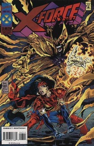 X-Force (1991) #43-Dlx ()