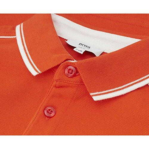 Hugo Boss - Polo - para bebé niño Naranja - Peach