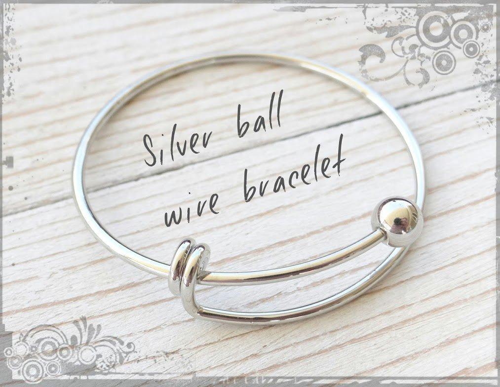 Nana // Grandma // Mom Wire Bangle//Bracelet, Gift for Nana, Gift ...