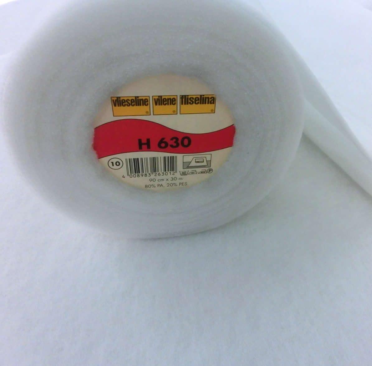 Volumenvlies H 630 zum Aufbügeln Vlies Vlieseline H630 Freudenberg 1m x 0,9m