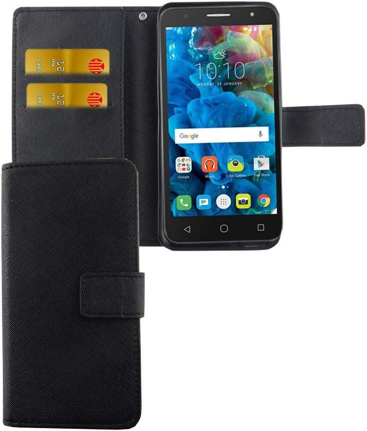 König-Shop Funda de Móvil Schutz-Tasche Alcatel Pop 4 Smartphone ...