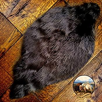 Amazon Com Premium Quality Faux Fur Beaver Skin Grizzly