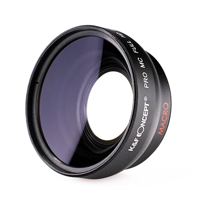 Review 58MM 0.45x Professional HD