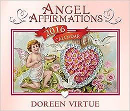 Angel Affirmations 2016 Calendar by Doreen Virtue (2015-08-18)