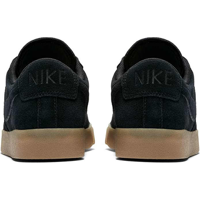 info for 1abd6 779ec Nike Womens Blazer Low SD Trainers AA3962 Sneakers Shoes (UK 5.5 US 8 EU  39, Black Gum Light Brown 002)  Amazon.co.uk  Shoes   Bags