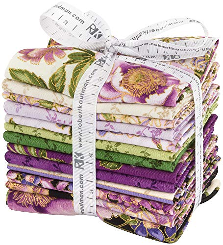 (Avery Hill Blossom Colorstory 13 Fat Quarters Robert Kaufman FQ-1412-13)