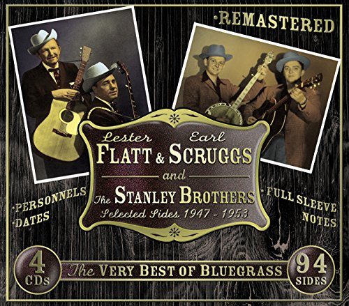 Selected Sides 1947-53: The Very Best of Bluegrass