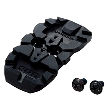 036093f5e99 Shimano Sole Plate for Mt33 Mt43 Spre Spares - Black  Amazon.co.uk  Sports    Outdoors
