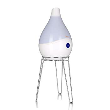 Crane USA Smart Drop Wifi Ultrasonic Cool Mist Humidifier, White