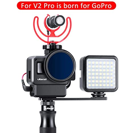 zhichu985 Estuche Protector de la cámara para Ulanzi V2 Pro Sports ...