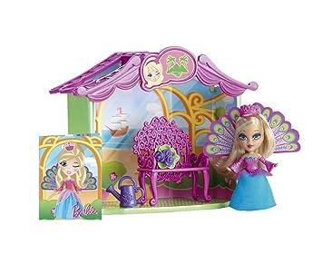 Barbie Kinderzimmer   Mattel Barbie P6569 Puppenzubehor Barbie Kinderzimmer Kleine