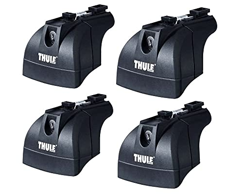 thule rapid system 753 versatile foot for vehicles with. Black Bedroom Furniture Sets. Home Design Ideas
