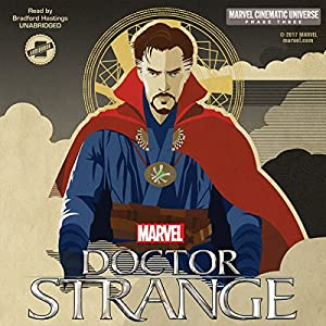 Marvel's Doctor Strange Audiobook