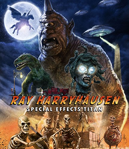 Ray Harryhausen: Special Effects Titan (Special Edition) [Blu-ray]