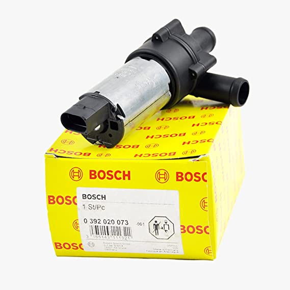 Engine Auxiliary Water Pump- Bosch 0392020073 New