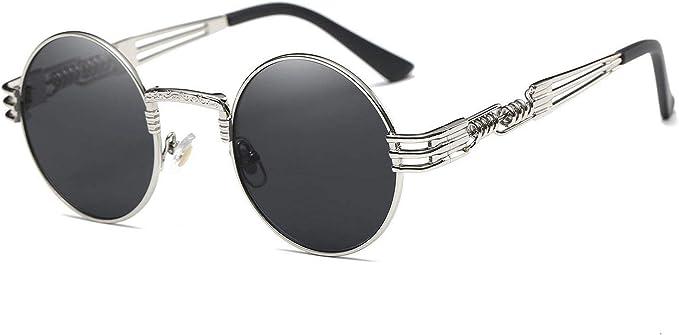 Dollger John Lennon Round Sunglasses