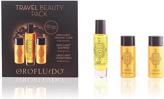 Revlon Orofluido Travel Beauty Set - 3 Unidades: Amazon.es: Belleza