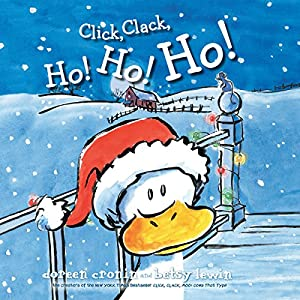 Click, Clack, Ho! Ho! Ho! Audiobook