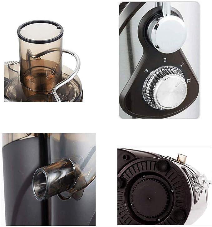 Post Cold Press Extractor Extractor silencioso y Duradero Motor ...