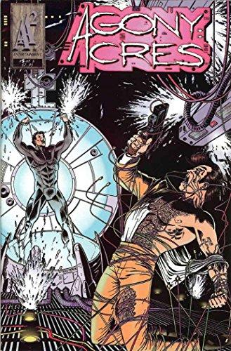 Agony Acres #5 FN ; AA2 comic book
