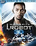 I Robot 3d [Edition Bluray 3D + Bluray 2D + DVD]