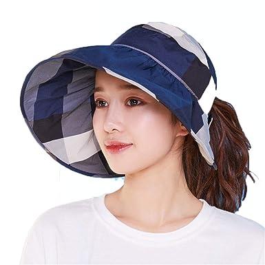 Sombreros y Gorras para Mujer Moda Ocio Vacaciones Sol Sombrero ...