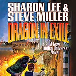 Dragon in Exile Hörbuch
