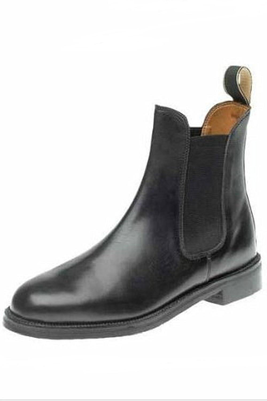 Pour Garçons Chelsea Boot, Dealer, en cuir souple, Boots d'équitation pour enfant CISSBURY