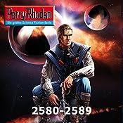 Perry Rhodan: Sammelband 19 (Perry Rhodan 2580-2589) | Christian Montillon, Leo Lukas, Arndt Ellmer, Frank Borsch, Wim Vandemaan
