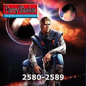 Perry Rhodan: Sammelband 19 (Perry Rhodan 2580-2589) Hörbuch