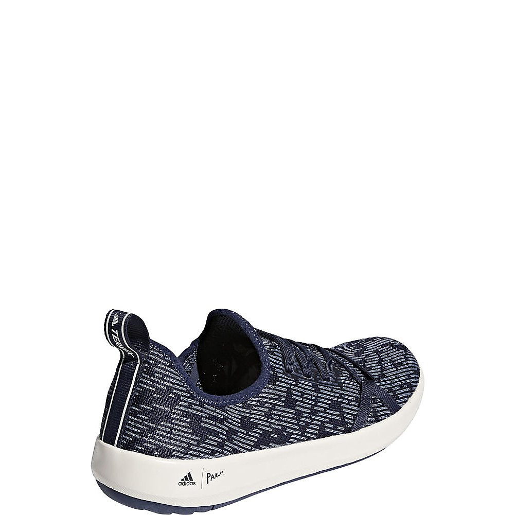 adidas outdoor Mens Terrex CC Boat Parley Black//Carbon//Chalk White 6.5 D US