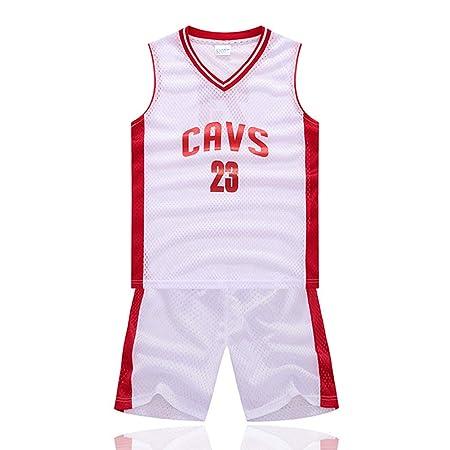 FEIF Camiseta De Baloncesto #23 Pantalones Cortos Traje ...