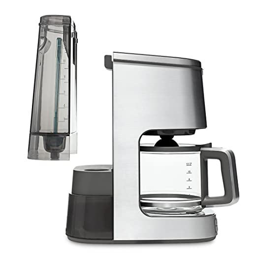 AEG 7 serie 12 Cup programable cafetera eléctrica kf7800: Amazon ...