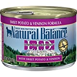 Natural Balance Diets Canned Sweet Potato & Veniso...