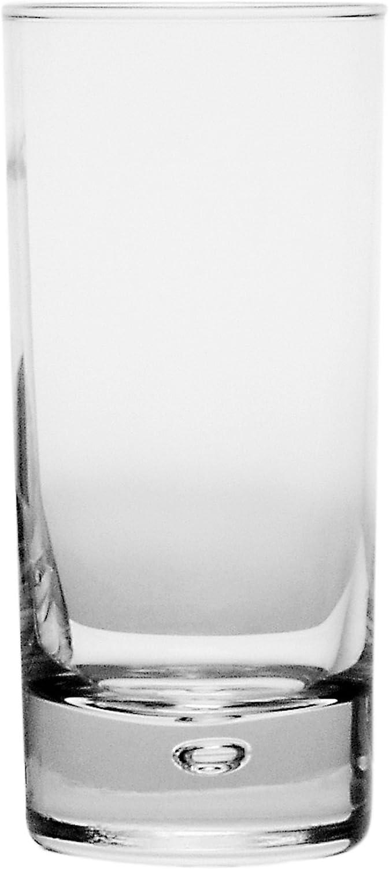 Nouveau CLR verrerie lot de 4 Hiball Verres Eau Jus à boire verre tumbler