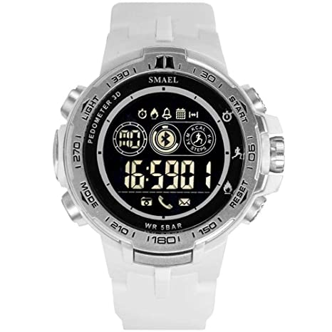 ... Sports Analog Quartz Watch Dual Display Waterproof Digital Watches with LED Backlight relogio Masculino El Movimiento de Los relojes : Sports & Outdoors