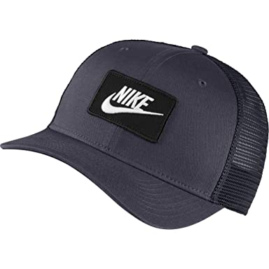 f88965b026efd Nike Sportswear Classic99 Trucker Casquette Homme Violet OSFA (Taille pour  Tout)