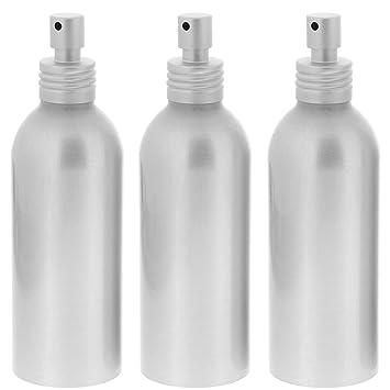Aluminium Flasche Zerstauber Alu Spruhflasche Leer 200ml