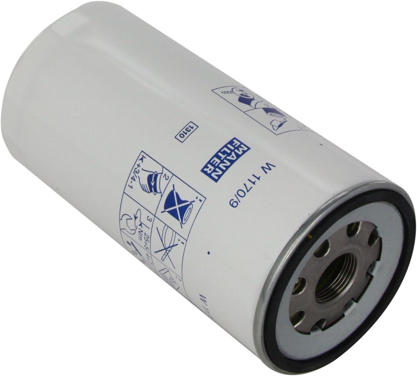 Mann Filter W 610//9 Hummel  Oil Filter