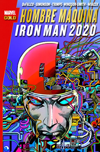 Hombre Máquina. Iron Man. 2020