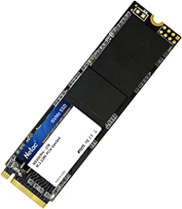 Netac 1TB SSD - Internal SSD NVMe PCIe Gen 3 x4, M.2 2280, 3D NAND Flash, Read Speeds up to 1700MB/s, SLC Cache Performance Internal Solid State Drive for PC/Laptop/Computer/MacPro - N930E Pro