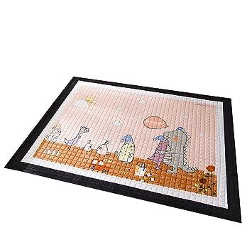 Amazon De Vclife Spielteppich Teppich Schlafzimmer Wohnzimmer