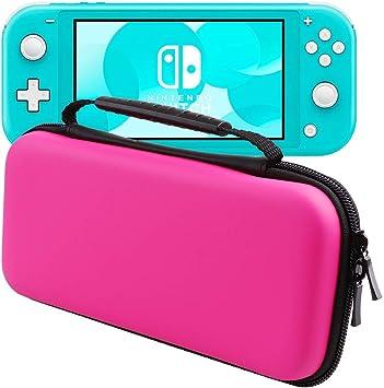 HAO HONG Nintendo Switch Lite Estuche de Viaje para 8 Tarjetas de ...