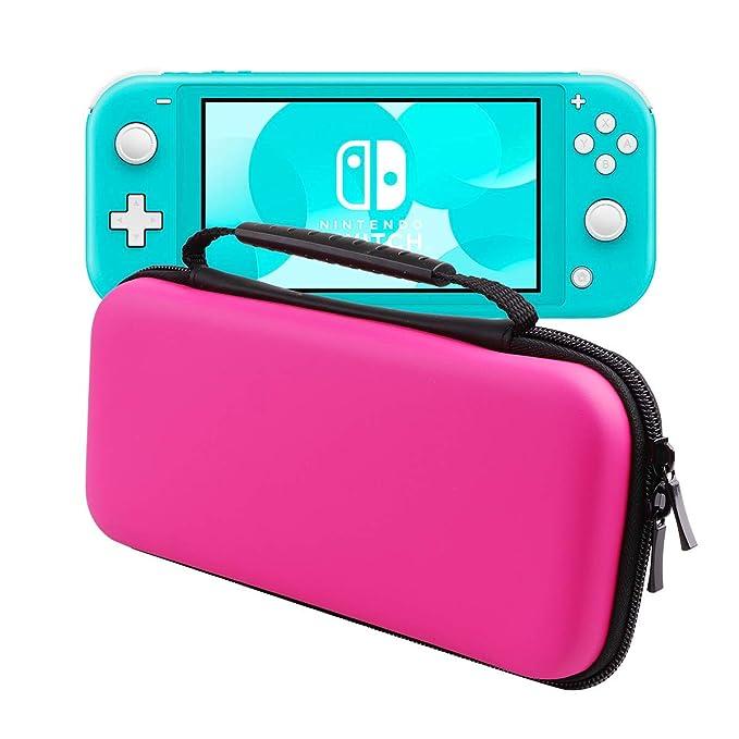 HAO HONG Nintendo Switch Lite Estuche de Viaje para 8 ...