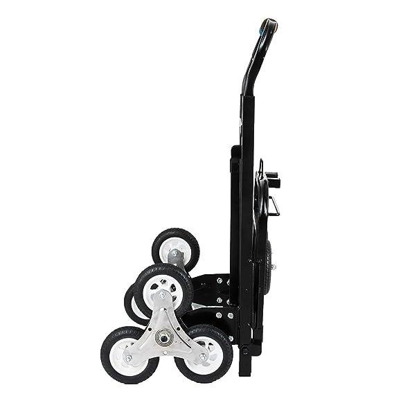 Amazon.com : ASdf Trolley Heavy Duty Spare 6 Wheel Mountain Bike 420 Lb Capacity All Terrain Ladder Climbing Ladder Trolley Portable Trolley : Garden & ...