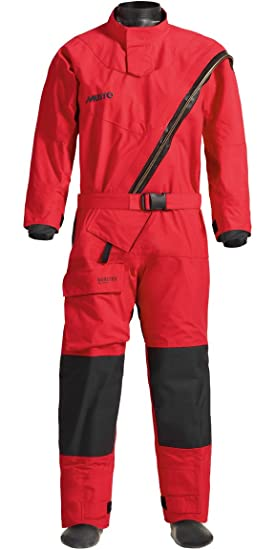 Musto MPX Junior Drysuit in RED KS143J1 Sizes- - Junior Large ...