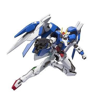 "TAMASHII NATIONS Bandai Metal Robot Spirits Raiser + Gn Sword III Gundam 00"" Action Figure: Toys & Games"