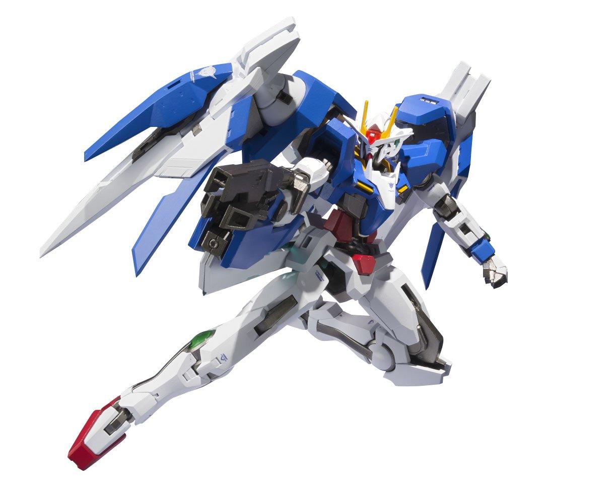 Bandai Tamashii Nations Metal Robot Spirits Raiser + Gn Sword Iii Gundam 00'' Action Figure